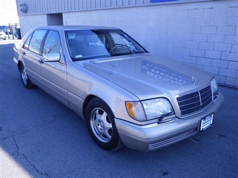 1997 Mercedes S420 by Used 1997 Mercedes S420