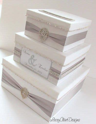 make your own wedding card box wedding card box cloveranddot