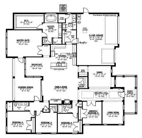 house plans with big kitchens inspiring large kitchen house plans 9 large house floor plans smalltowndjs