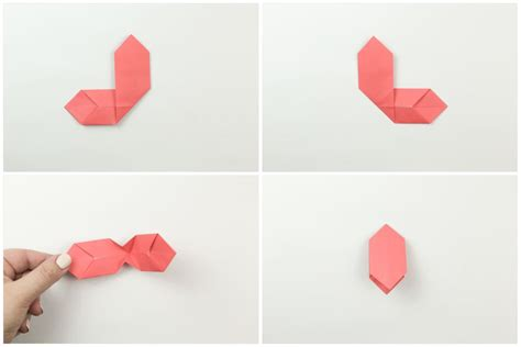 how to make an origami bow tie step by step easy origami bow tie tutorial