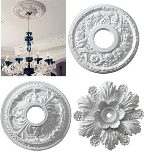 small ceiling medallions add a something to your ceiling the decorologist