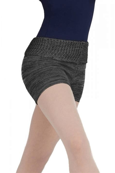 knitted shorts capezio knitted shorts dancewear central