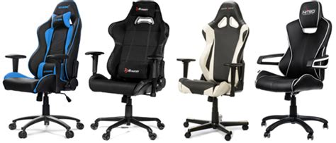Pc Gaming Chair Reviews by Eight Gaming Chairs Roundup Review