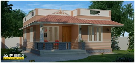 small house in low budget small house designs in kerala
