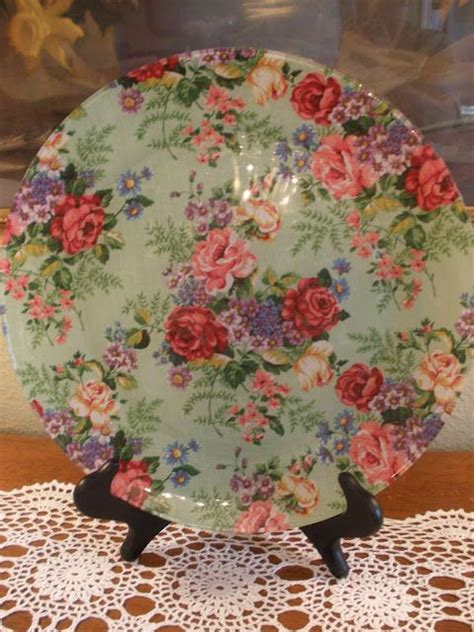fabric decoupage projects 25 best ideas about decoupage glass on