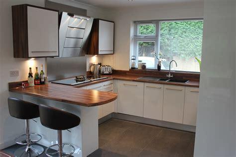 white gloss kitchen designs gloss white slab wood effect laminate worktop hallmark