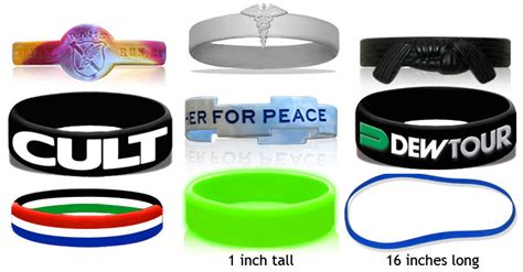 custom rubber sts houston custom silicone wristbands rubber bracelets wristbands now