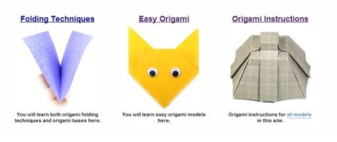 origami learning 5 free websites to learn origami