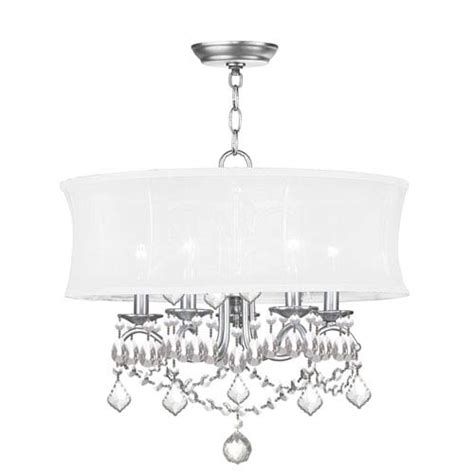 style selections 18 light brushed nickel chandelier outdoor