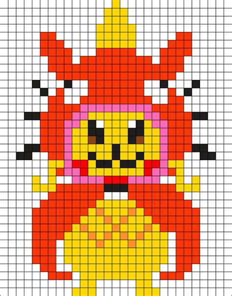 small perler bead patterns small pikachu perler bead patterns patterns kid