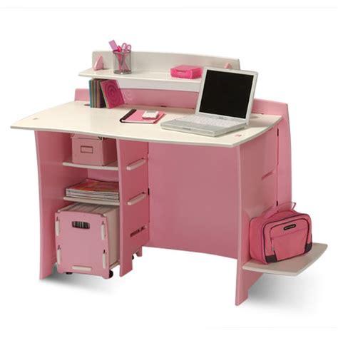 desk pink no tools assembly pink white desk walmart