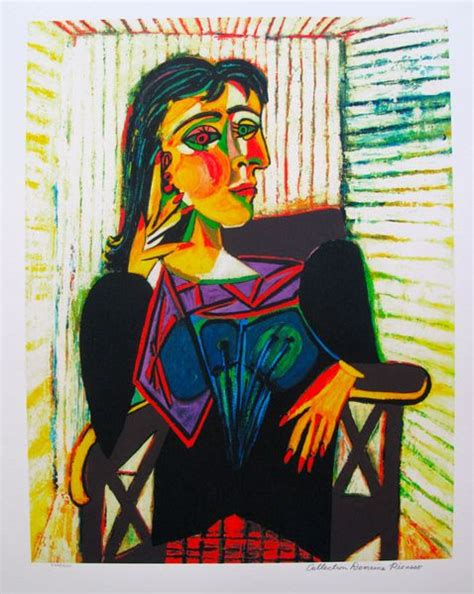 picasso paintings maar 57 portrait of maar seated pablo picasso estate