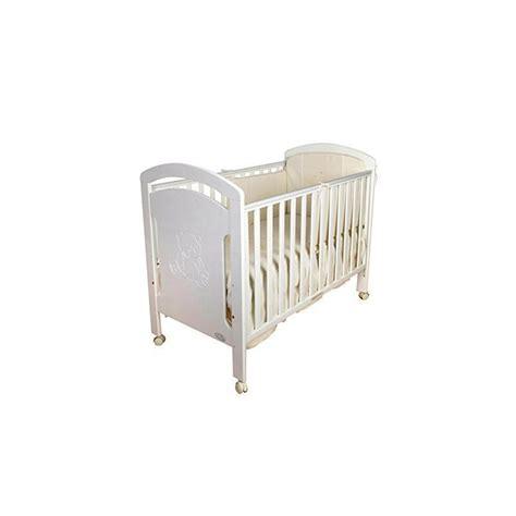 cuna blanca bebe cuna osito blanca de toral beb 233