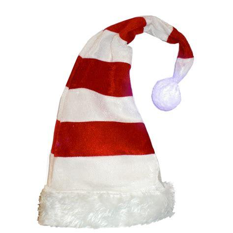 elves hats lite up santa hat international shop