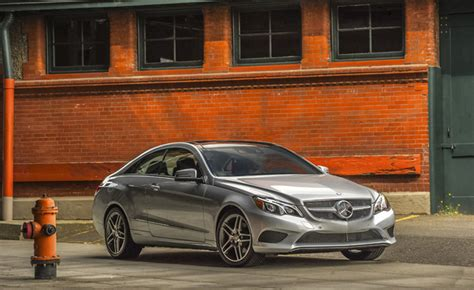 Mercedes E350 Coupe 2014 by 2014 Mercedes E350 Coupe Review Car Reviews