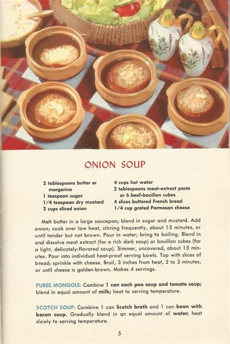 soup kitchen menu ideas 25 best ideas about 1950s recipes on maker jello recipes and vintage
