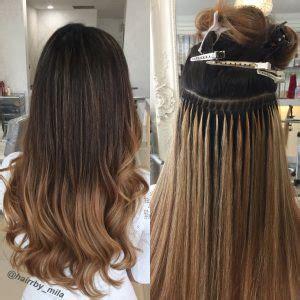micro bead hair extensions toronto micro hair extensions image collections hair extension