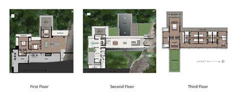 Master Bathroom Floor Plan villa amanzi kamala phuket thailand