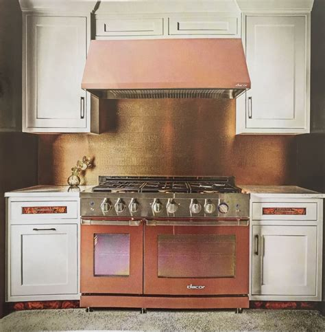 copper colored appliances ask are stainless appliances going out of fashion