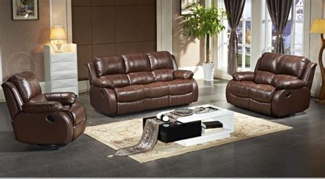 recliner leather sofa set get cheap leather recliner sofa set aliexpress