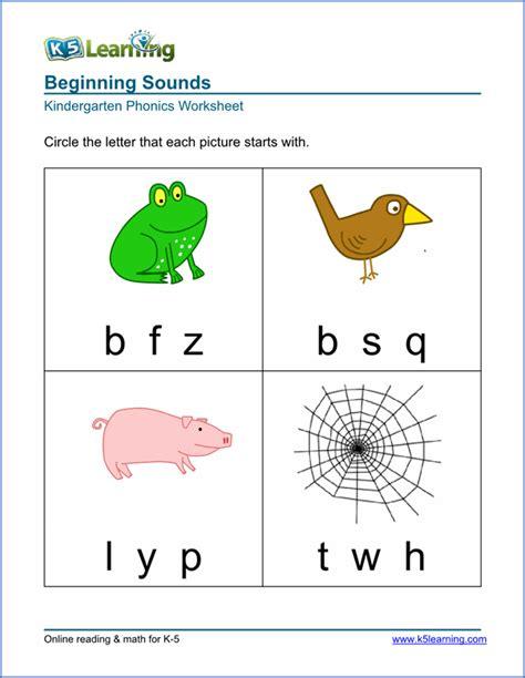 phonics for kindergarten grade k home workbook phonics sounds worksheets laptuoso