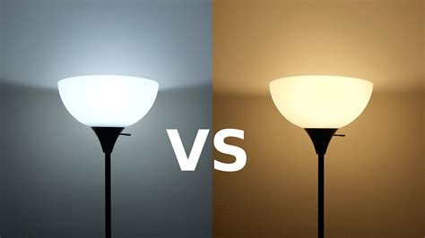 cool led light bulbs faq cool white vs warm white led l fixture bulbs