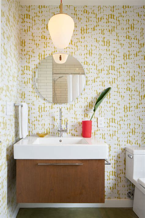 modern wallpaper bathroom 15 reasons to bathroom wallpaper