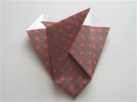 easy origami vase ваза оригами сложной конструкции