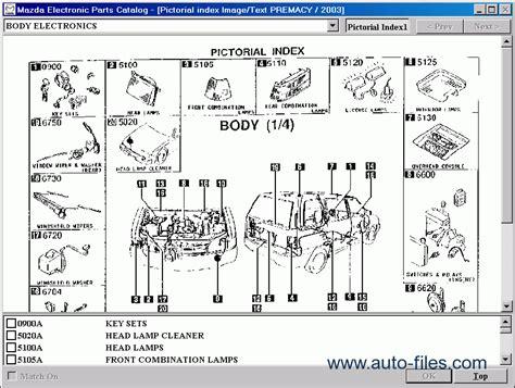 download car manuals 2007 mazda mazda3 spare parts catalogs mazda europe lhd 2012 catalog of original spare parts and accessories