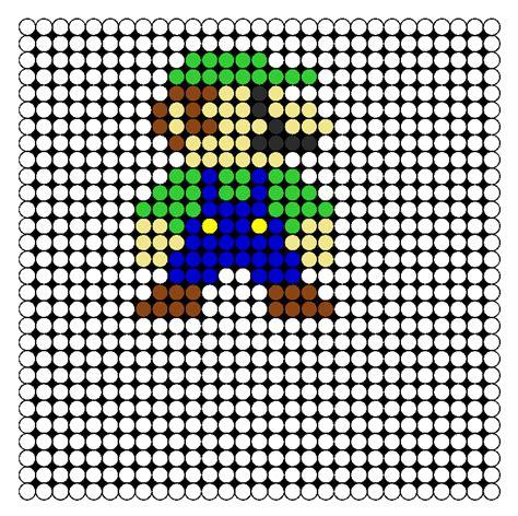 perler bead design generator goseekit web perler bead sprite pattern generator
