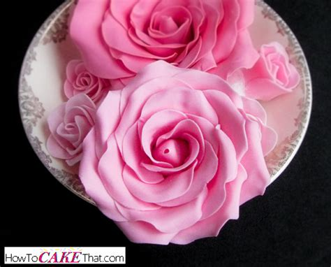 rosary made from roses fondant tutorial how to cake that