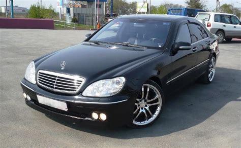 2000 Mercedes S500 by 2000 Mercedes S500 Horsepower