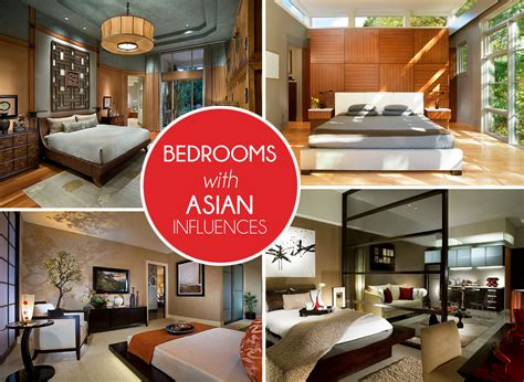 themed interior design asian inspired bedrooms design ideas pictures