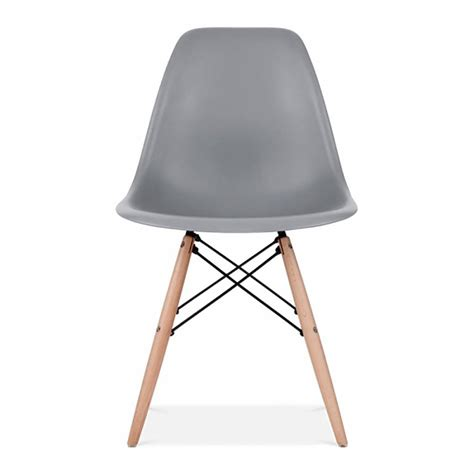 Coloured Eames Chairs coloured dsw eames style wood base chair 20 colours by