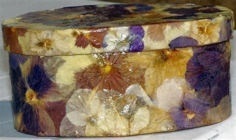 how to decoupage a cardboard box decoupage nature boxes 183 how to make a decoupage box