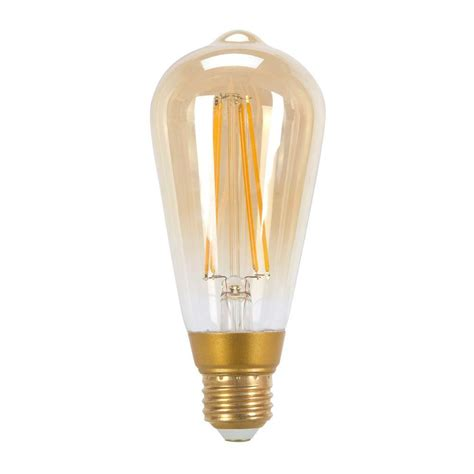 led light bulbs for the home globe electric 60w equivalent soft white 2200k vintage