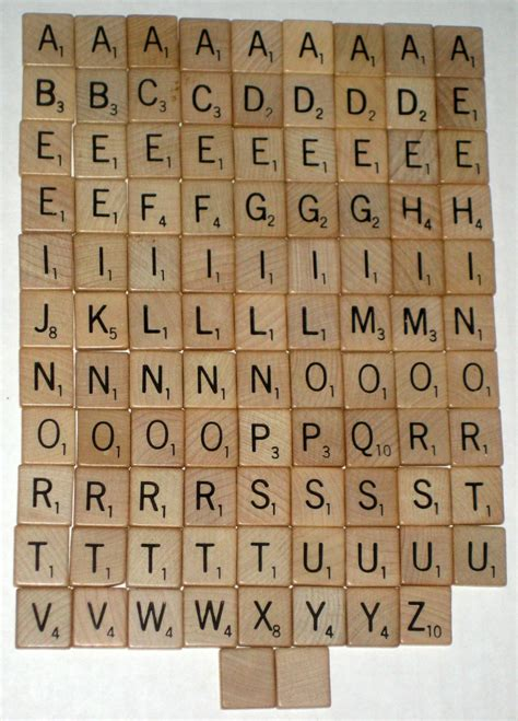 scrabble replacement tiles sold wood scrabble replacement tiles set of