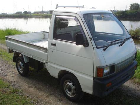 Daihatsu Hijet Parts by Daihatsu Hijet Truck 4wd 1993 Used For Sale