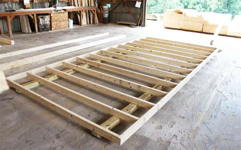how to build a floor for a house how we build your shed mini barns storage sheds garages
