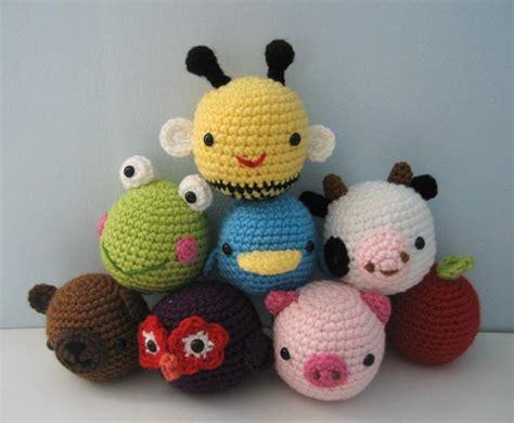 amigurumi knitting patterns for beginners animal amigurumi by gaines crocheting pattern