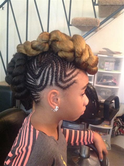braiding hairstyles with 15 foremost braided mohawk hairstyles mohawk with braids