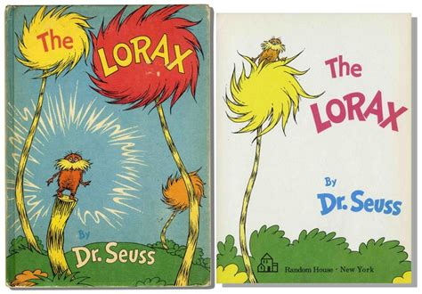 the lorax book pictures the lorax book back cover search book cover