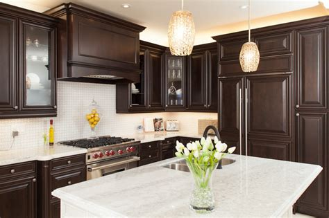 kitchen cabinets with light countertops oakville canada traditional kitchen toronto by