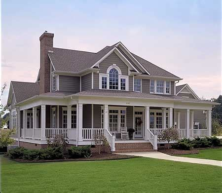square house plans with wrap around porch farm house favething