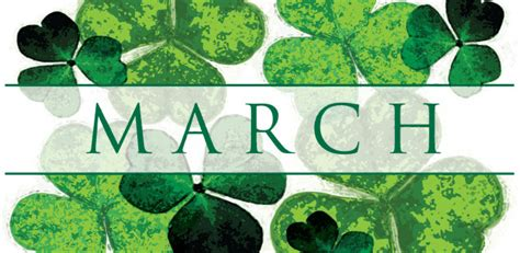 Why March Is One Of The Greatest Months Of The Year