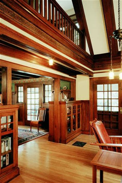 craftsman style woodwork 25 best ideas about craftsman style interiors on