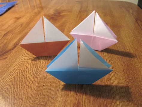 simple origami boat pin origami boat on