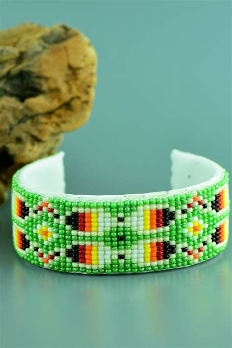 how to make indian beaded bracelets beaded american jewelry