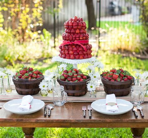 summer garden ideas table decorating ideas how to make it pop