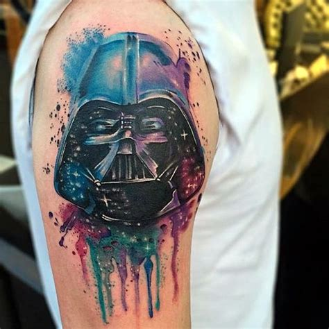 45 most ironic star wars tattoos designs